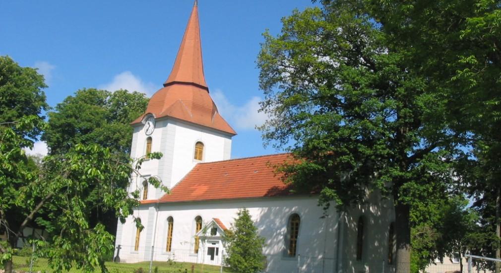 Kirche Ducherow